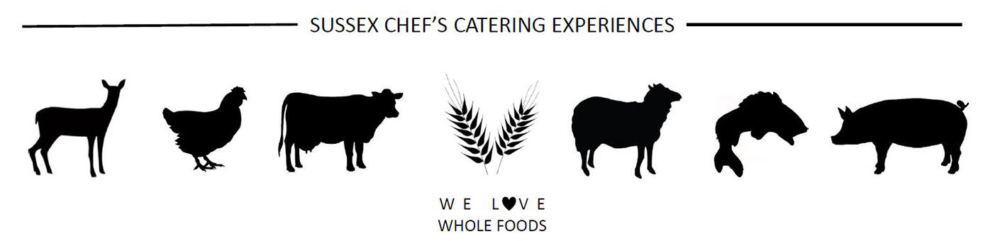 Whole food catering logo