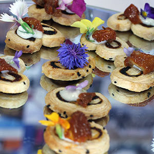 Canape catering in sussex