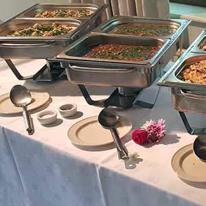 Hot Buffet Menu